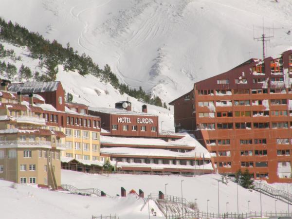Hotel Pictures: Hotel Europa, Astun