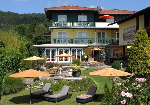 酒店图片: Ferienpension Wunder, 沃尔特湖畔佩莎赫