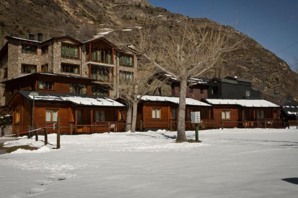 Hotelbilleder: Camping - Bungalows Janramon, Canillo