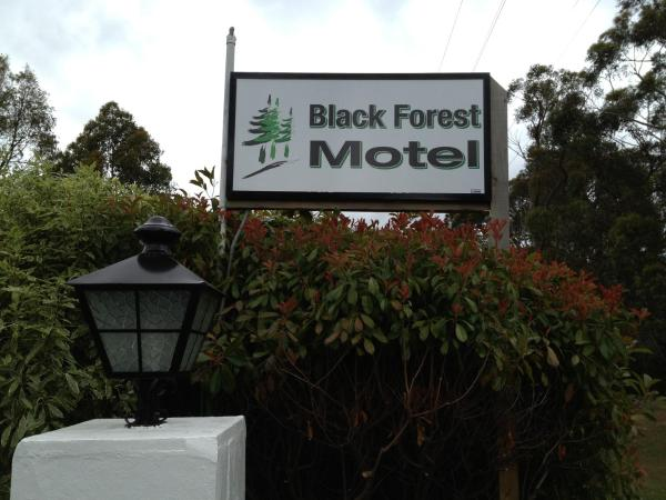 Zdjęcia hotelu: Black Forest Motel, Macedon