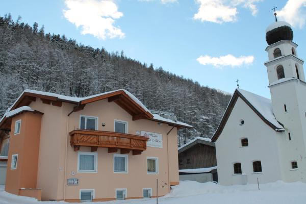 Foto Hotel: Haus La Chiesa, Obergurgl