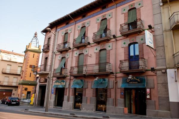 Hotel Pictures: , Castellfollit de la Roca