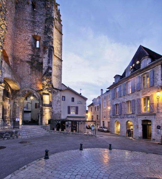 Hotel Pictures: Le Pavillon Saint-Martin, Souillac