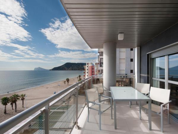 Hotel Pictures: Apartamentos Vista Bella, Calpe