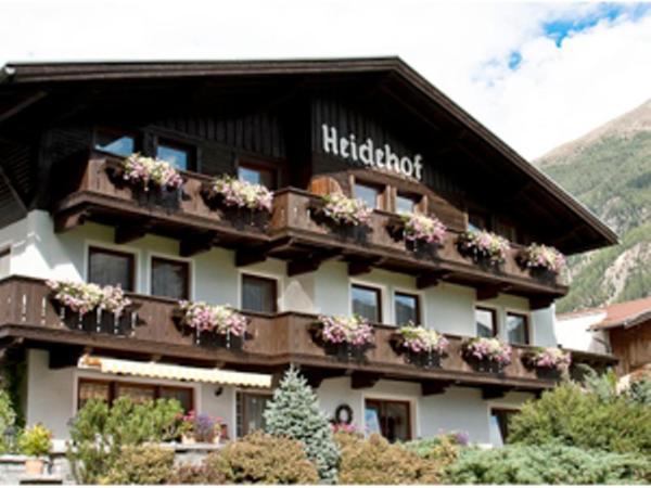 Hotelfoto's: Appartement Heidehof, Längenfeld