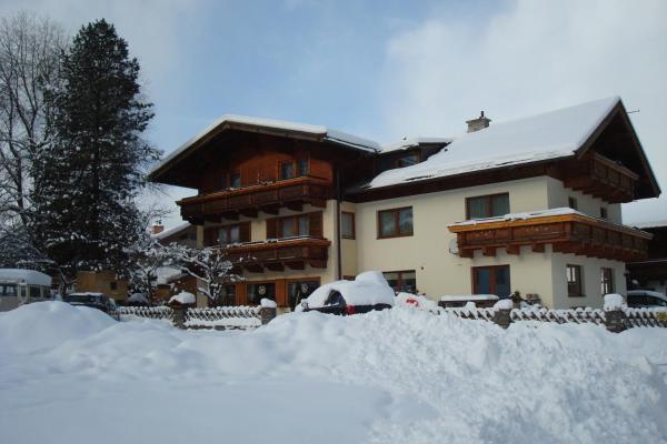Foto Hotel: Haus Renswouw, Hollersbach im Pinzgau