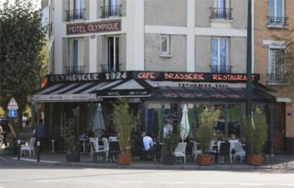 Hotel Pictures: L'Olympique, La Garenne-Colombes