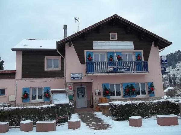 Hotel Pictures: Hotel Restaurant Le Chalet, Pierre-Percée