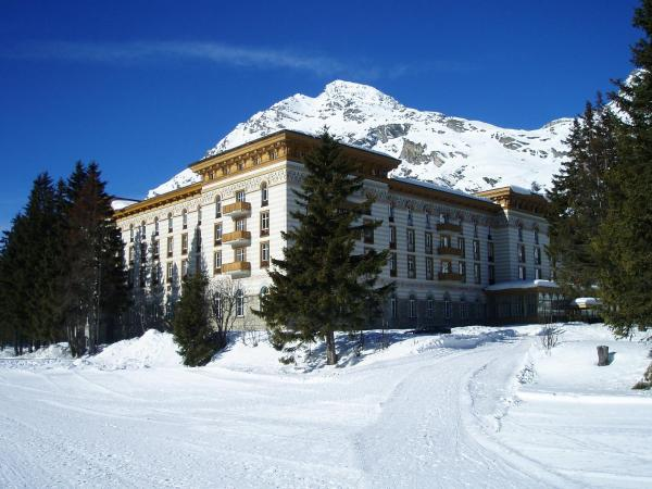 Hotel Pictures: , Maloja