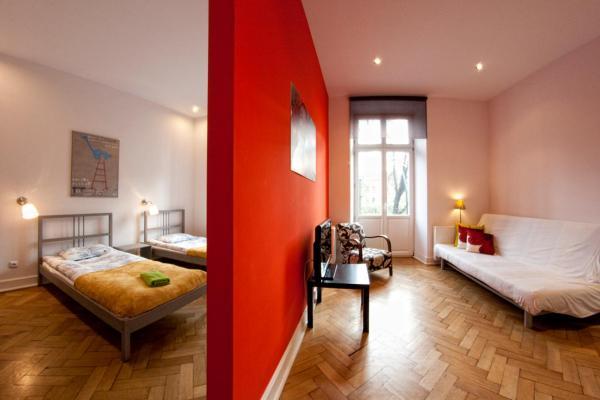 Quadruple Room 2/3A Podwale Street