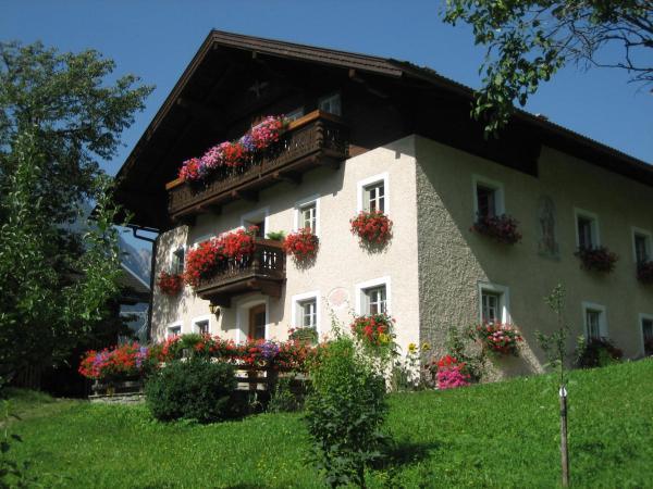 Hotelbilleder: Klausmoarhof, Leisach