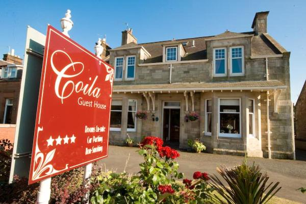Hotel Pictures: Coila Guest House, Ayr
