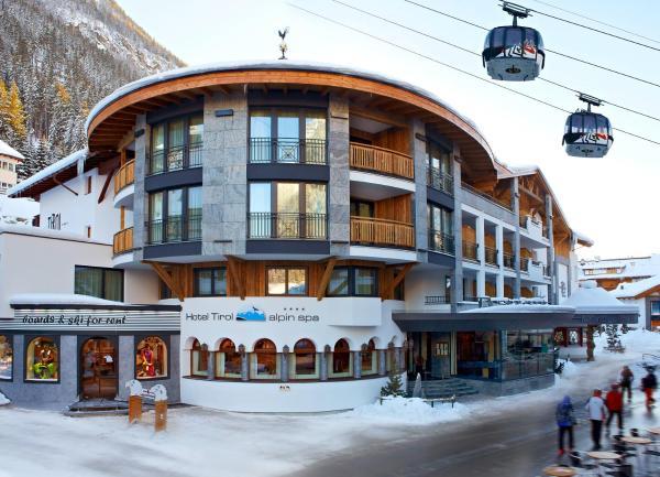 Fotos de l'hotel: Hotel Tirol, Ischgl