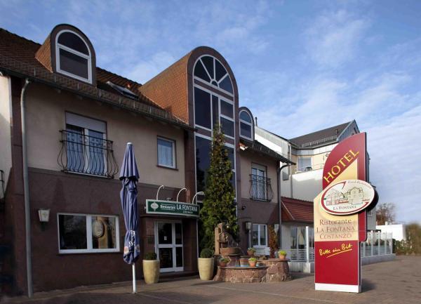 Hotel Pictures: Hotel-Restaurant La Fontana Costanzo, Sankt Ingbert