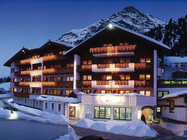 Foto Hotel: Familien- und Wellnesshotel Andreas Hofer, Sankt Leonhard im Pitztal