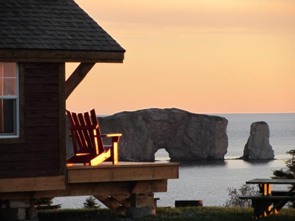 Hotel Pictures: Chalets Nature Océan, Perce