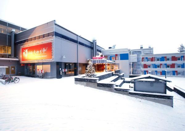 Hotellikuvia: Santasport Resort, Rovaniemi