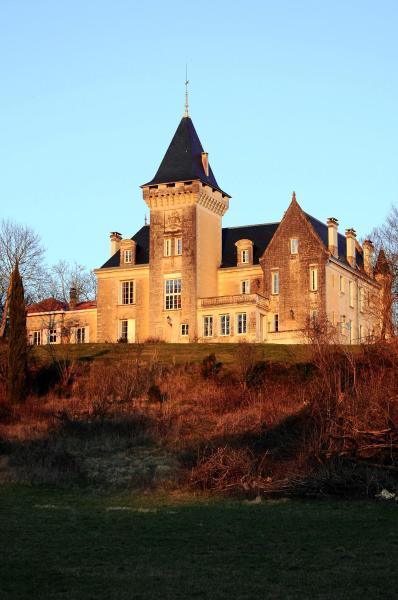 Hotel Pictures: Chambres d'Hôtes Château de Bellevue, Saint-Avit