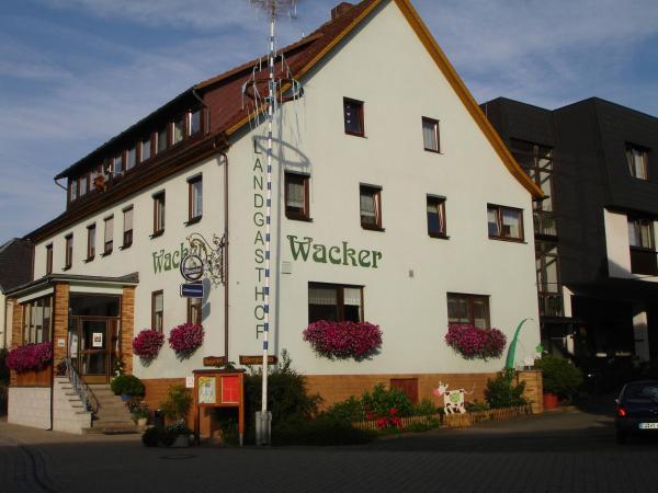 Hotelbilleder: Landgasthof Wacker, Bad Rodach