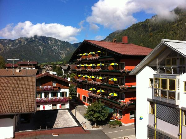 Fotografie hotelů: Erlebnis Hotel Tiroler Adler, Waidring