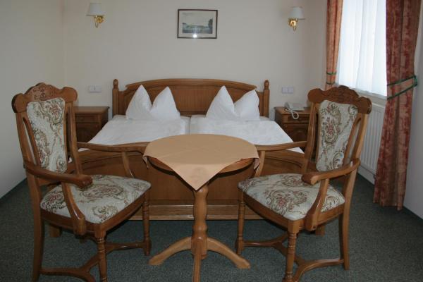 Double Room with Balcony - 1st Floor