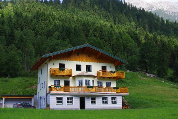 Hotelfoto's: Appartement Tauernhof, Kleinarl