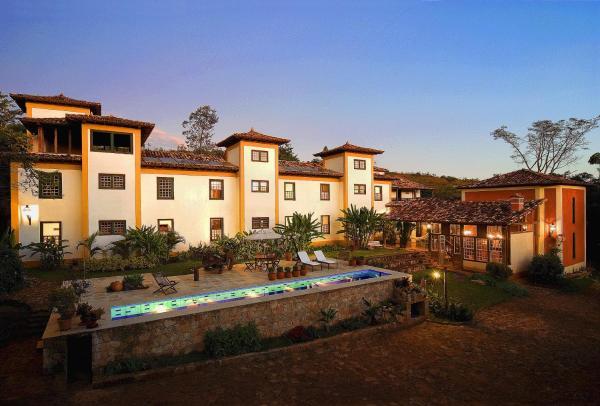 Hotel Pictures: Pousada d'Oleo de Guignard, Tiradentes