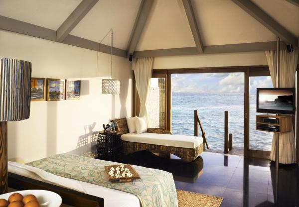 Premium Indulgence Water Villa