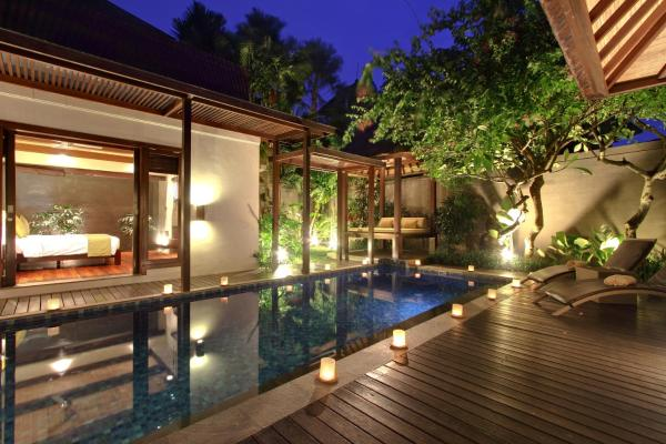 Special Package at Two-Bedroom Villa with Private Pool