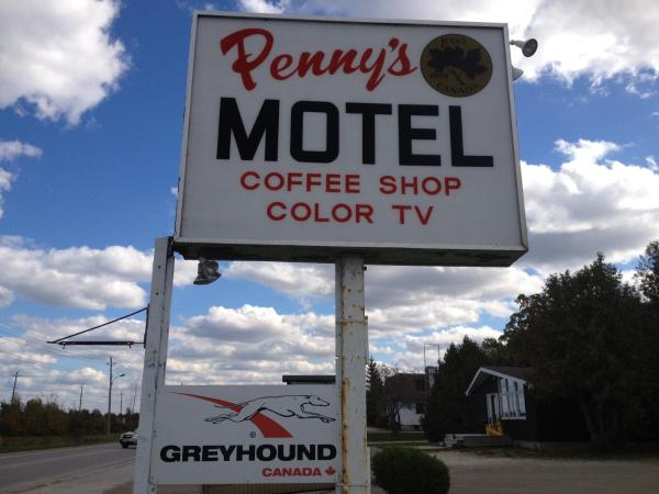 Hotel Pictures: Penny's Motel, Thornbury