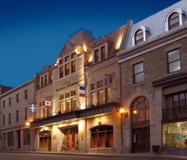 Hotel Pictures: Hotel Manoir Victoria, Quebec City