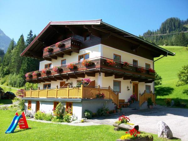 Zdjęcia hotelu: Oberschlassbergbauer, Wald im Pinzgau