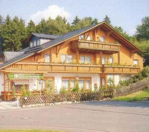 Hotel Pictures: Hotel garni Auf der Weide, Morbach