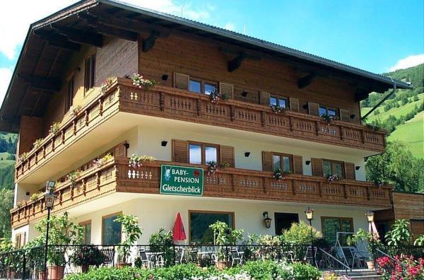 Zdjęcia hotelu: Familienpension Gletscherblick, Heiligenblut