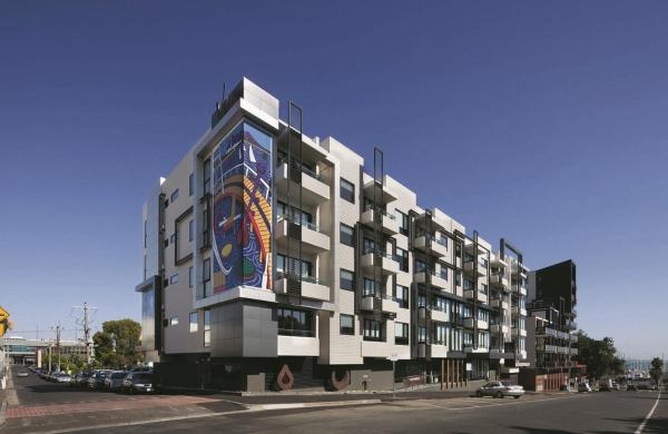 Hotel Pictures: Vue Apartments & Day Spa, Geelong
