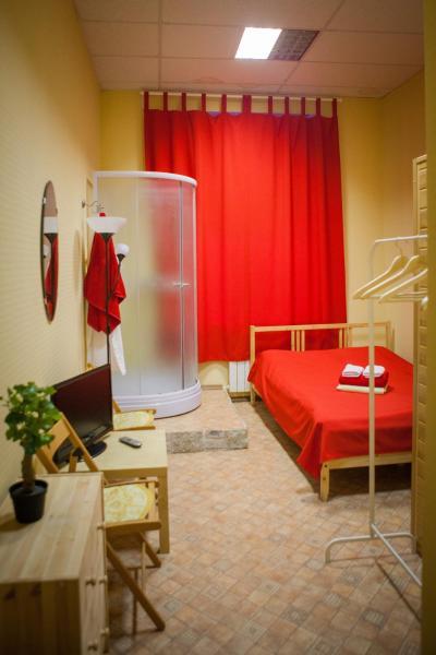 Standard Double Room with Sauna