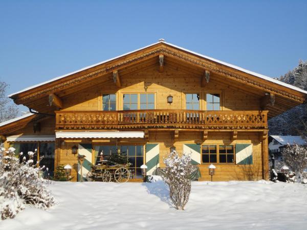Hotelbilleder: Appartement Ölberg, Kitzbühel