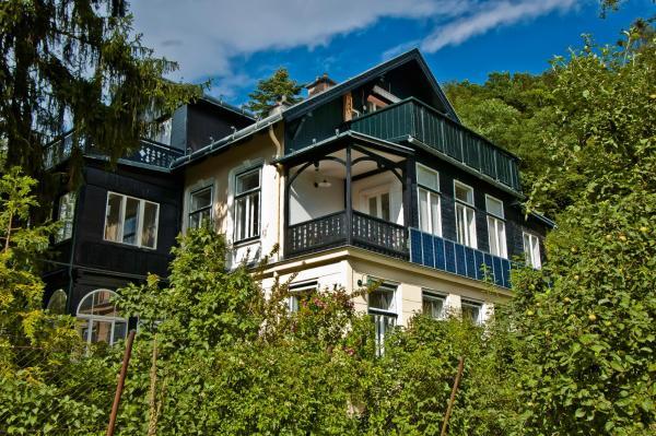 Fotografie hotelů: Villa Marie, Purkersdorf