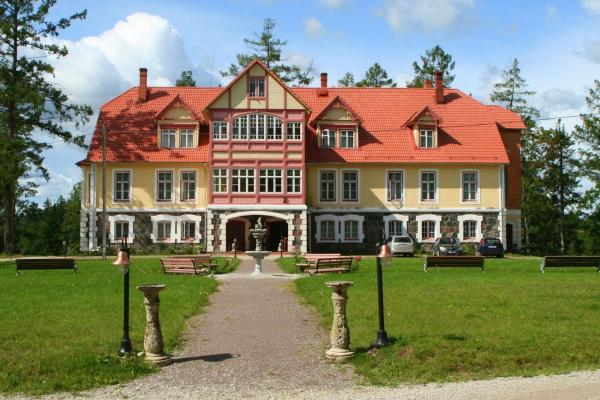 Hotel Pictures: Cantervilla Castle, Otepää