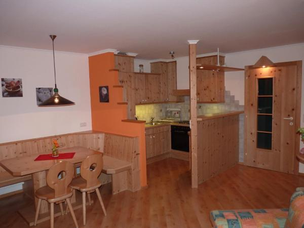 Apartment with Mountain View (2-6 Adults)