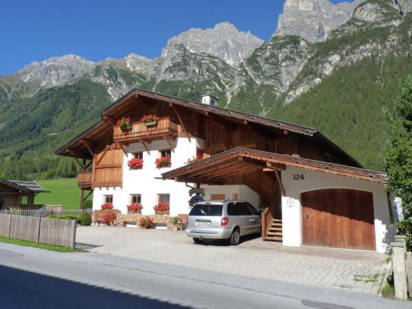 Photos de l'hôtel: Conny's Ferienwohnungen, Gschnitz