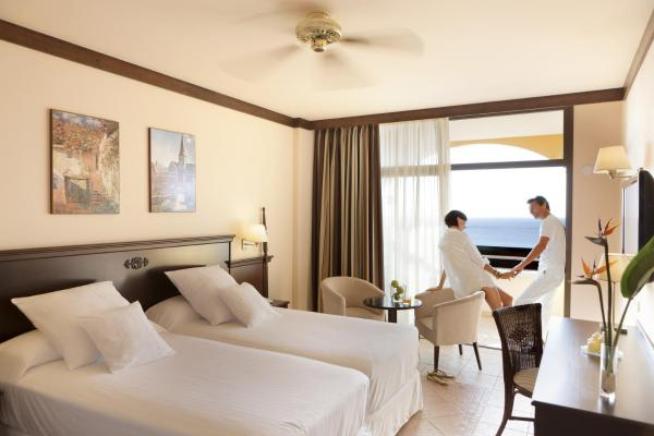 Deluxe Double Room with Sea View (3 Adults)