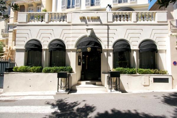 Hotel Pictures: Hotel De Monaco, Cap dAil