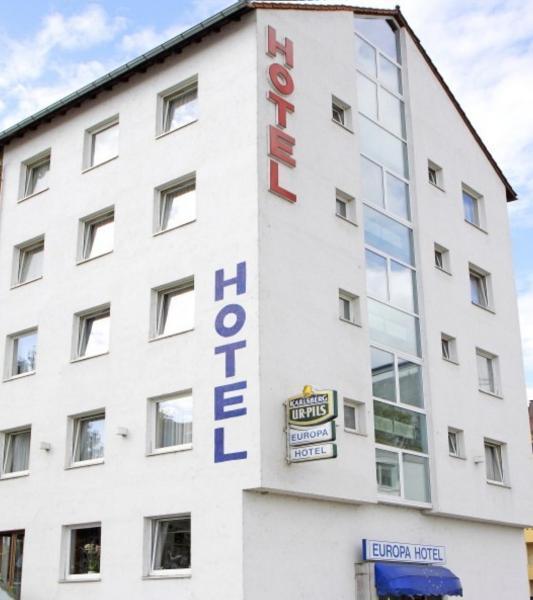 Hotel Pictures: Europa Hotel, Saarbrücken
