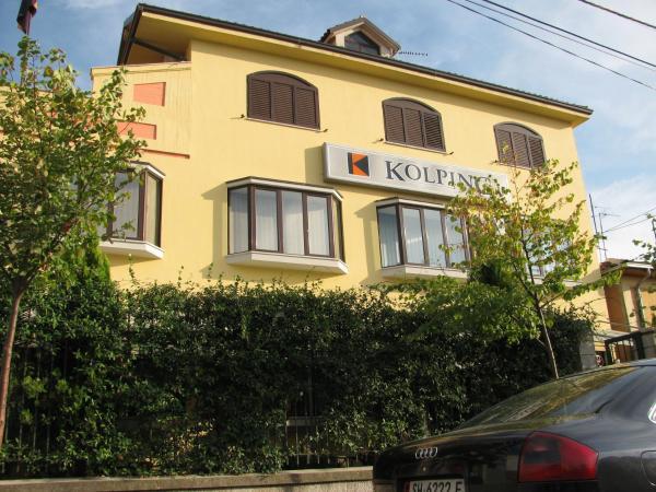 Fotografie hotelů: Hotel Kolping, Shkodër