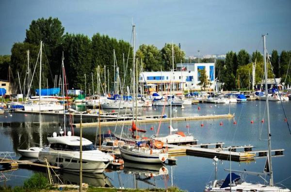 Hotellikuvia: Marina Club Szczecin, Szczecin