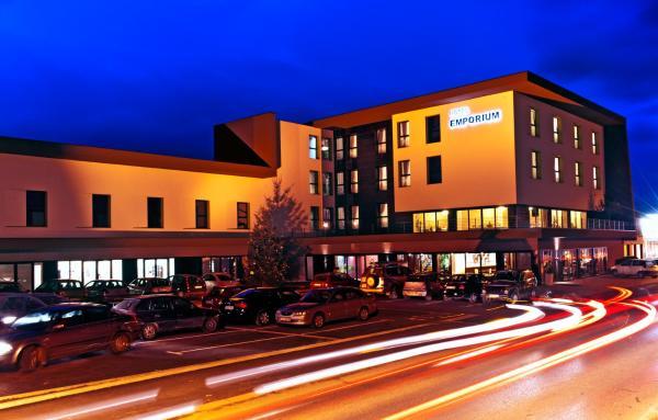 Φωτογραφίες: Hotel Emporium, Bihać