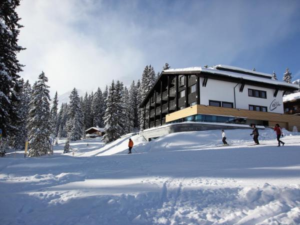 ホテル写真: Cresta.Alpin.Sport.Hotel, レッヒ