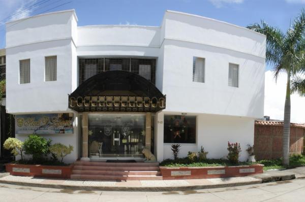 Hotel Pictures: Hotel D' Leon Inn, Aguachica