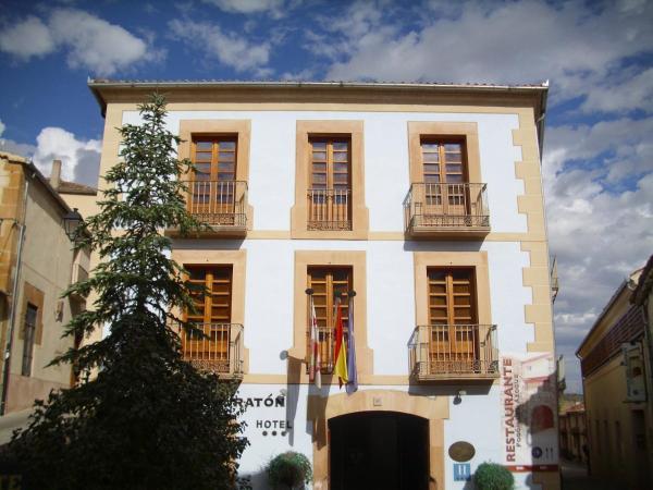 Hotel Pictures: Hotel Rural Vado del Duratón, Sepúlveda